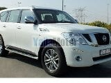 Photo Used Nissan Patrol 5.6L LE Platinum 2014 Car...