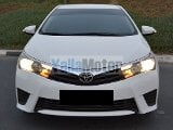 Photo Used Toyota Corolla 1.6 SE 2015 Car for Sale in...