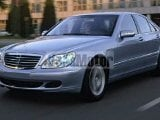 Photo Used Mercedes-Benz S-Class S 350 L 2004 Car for...