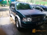 Foto FORD EVEREST XLT 2004 Manual 4x2 hijau metalik