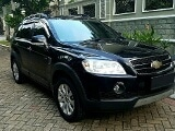 Foto Chevrolet CAPTIVA 2010 AT Diesel hitam tgn1...