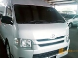 Foto New toyota hi ace commuter 2.5 Ready Stock