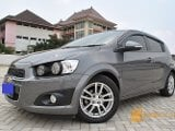 Foto Chevrolet aveo 1.4 LT AT 2013 Abu- Metalik...