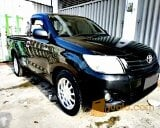 Foto Toyota Hilux pick up 4x2 2013 Hitam