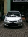 Foto Honda Jazz RS AT 2008 abu metalik mulus prima