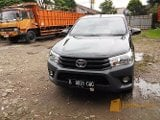 Foto Toyota Hilux Pick UP single cabin tahun 2016...