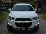 Foto Dijual Chevrolet Captiva 2.4 AT FL FWD Pearl...