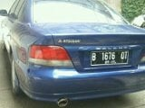 Foto Mitsubishi Galant Hiu V6 th 2002 Manual Simpanan