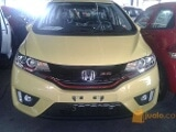 Foto Honda Jazz RS manual