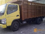 Foto Mitsubishi canter bak kayu fe 74 hd 125 ps new...