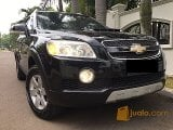 Foto Chevrolet Captiva 2.0 Diesel 2008 At Hitam