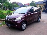 Foto Dijual Toyota Avanza All New 1.3 E (2011)