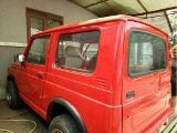 Foto Suzuki Jimny Super Red 1980 Murah