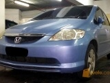 Foto Honda City 1.5 Idsi AT Biru Muda Metalik Tahun...