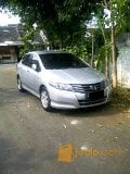 Foto Honda New City S matic tahun 2010 warna Silver...