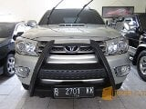 Foto Toyota Fortuner 2.7 G Tahun 2005 Silver AT