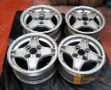 Foto Velg retro japan Spoke F Japan r 13 pcd 4 x 100...