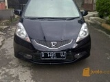 Foto Honda Jazz RS 2008 Manual Warna Hitam Tangan 1
