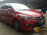 Foto Toyota Yaris S AT TRD 2014 Merah Metalik