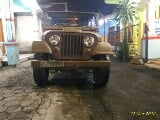 Foto Jeep Willys Mambo 1957
