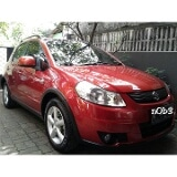 Foto Suzuki SX4 X-Over Manual 2008 - Pemakaian...