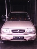 Foto Suzuki Grand Escudo 1600 cc Be Kdy Gold Metalik