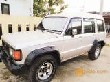 Foto Chevrolet Jeep Trooper Hi-roof bensin 4WD.