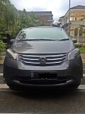Foto Freed Gray Metallic Second A/T Mulus murah