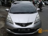 Foto Honda Jazz Rs Automatic 2009 Silver