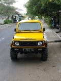 Foto Suzuki Jimny 82 Manual 4x4 Asli Trepes Full Modif