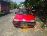 Foto Honda civic wonder merah 84