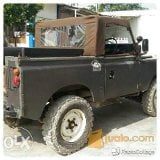 Foto Land rover series 3