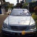Foto Dijual Mercedes Benz S320 Long