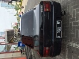 Foto Mazda 323 Interplay Hitam Tahun 1995