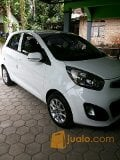 Foto All New KIA Picanto 1.2 manual 2012 Akhir Istimewa
