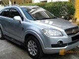 Foto Chevrolet Captiva diesel at 4x4 AWD 2010...