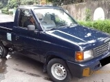 Foto Isuzu panther pick up 2.5 th 2005 bak standar...