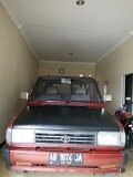 Foto Toyota Kijang Super Th. 1993 Mesin Siap Touring