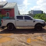 Foto All new ford ranger tipe base km 26rb asli,...
