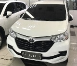 Foto Toyota AVANZA Grand E 1.3 at 2016 seken putih