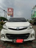 Foto Toyoya all new avanza white 1.3 S A/T tahun 2012