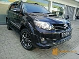 Foto Toyota Fortuner 2.7 G Luxs TRD At Th 2013 Hitam