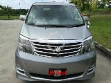 Photo 2005 Toyota Alphard 3.0 (a) Mpv tiptop