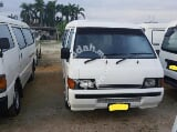 Photo Mitsubishi Delica 2.5 (d) Window Van Refurbished