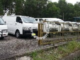 Photo LOW ROOF Toyota Hiace Van Non China - Heavy Duty