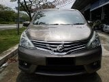 Photo 2014 Nissan Livina 1.8 (a) under warranty 2014