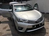 Photo 2014 Toyota Altis 1.8 e (a) 1 Owner like new