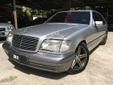 Photo Mercedes Benz S320L W140 (A) With Numb3r DM9