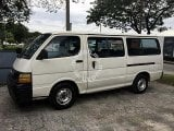 Photo 1993 Toyota Hiace 2.0 (m) window 15 seater ngv