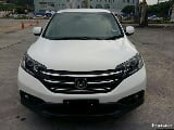 Photo Honda crv year 2014 for sambung bayar